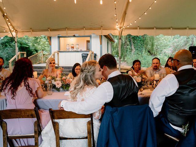 David and Javonne's Wedding in Fletcher, North Carolina 2