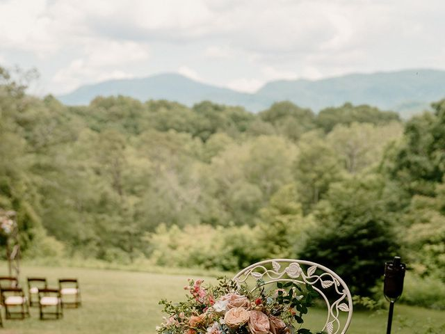 David and Javonne's Wedding in Fletcher, North Carolina 13