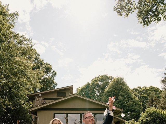 David and Javonne's Wedding in Fletcher, North Carolina 14