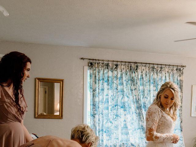 David and Javonne's Wedding in Fletcher, North Carolina 15