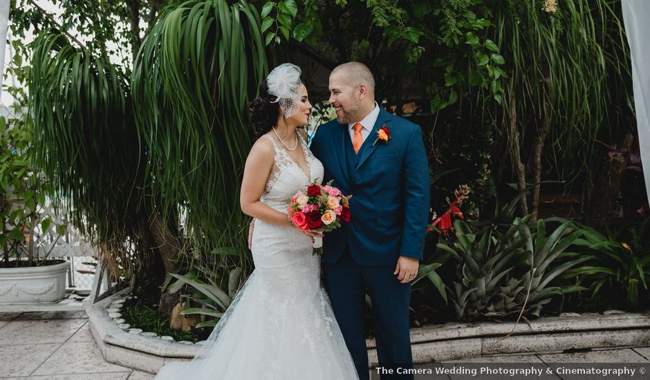 Moriant and Ariamna's Wedding in Miami, Florida