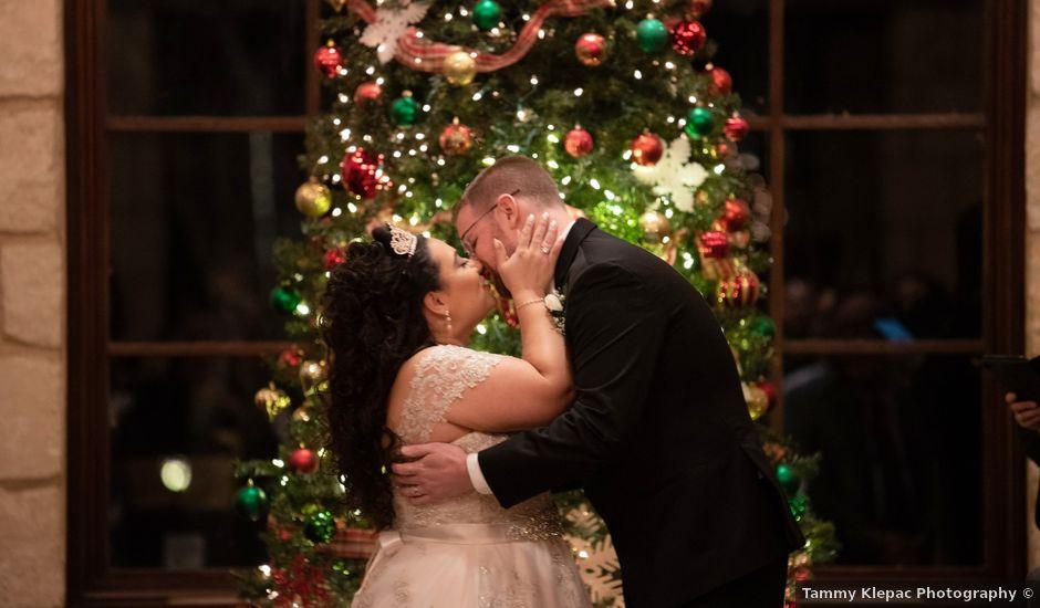 Mia and Joshua's Wedding in Fort Worth, Texas