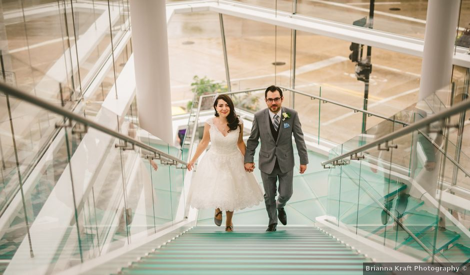 A.J. and Jenny's Wedding in Madison, Wisconsin