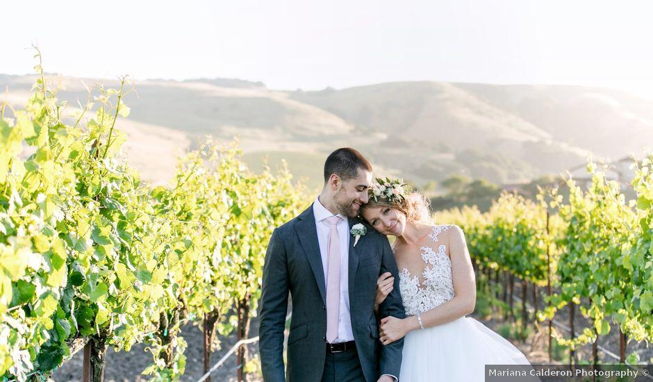 Mark and Alison's Wedding in Napa, California