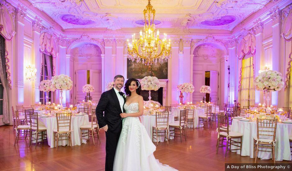 Jason and Aysa's Wedding in Newport, Rhode Island