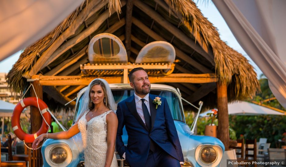 Phil and Dana's Wedding in Punta de Mita, Mexico