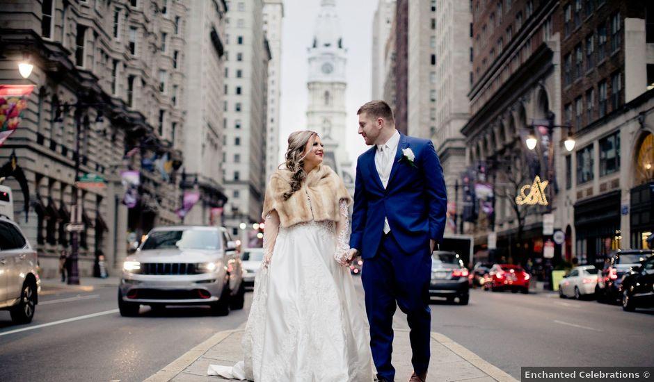 Zachary and Jenn's Wedding in Philadelphia, Pennsylvania