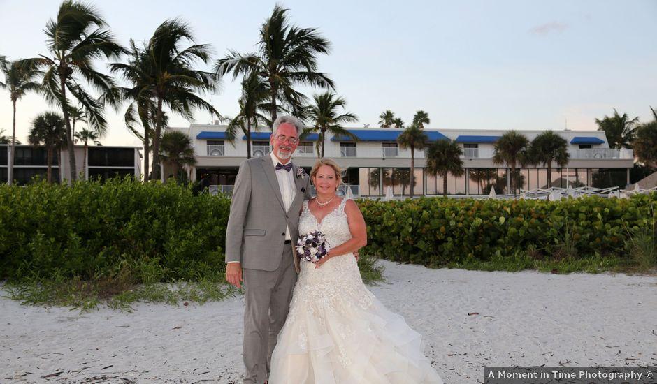 Ken and Meg's Wedding in Sanibel, Florida
