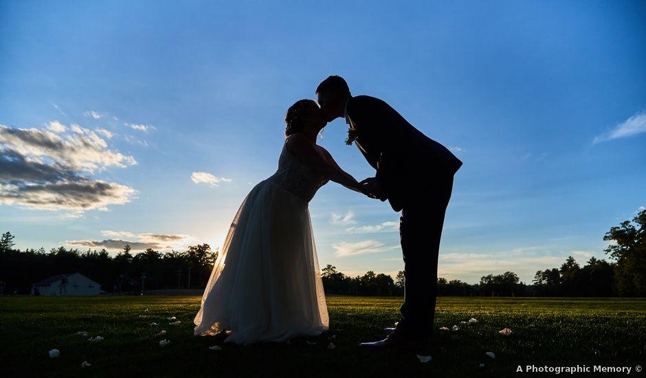 David and Amanda's Wedding in Somersworth, New Hampshire