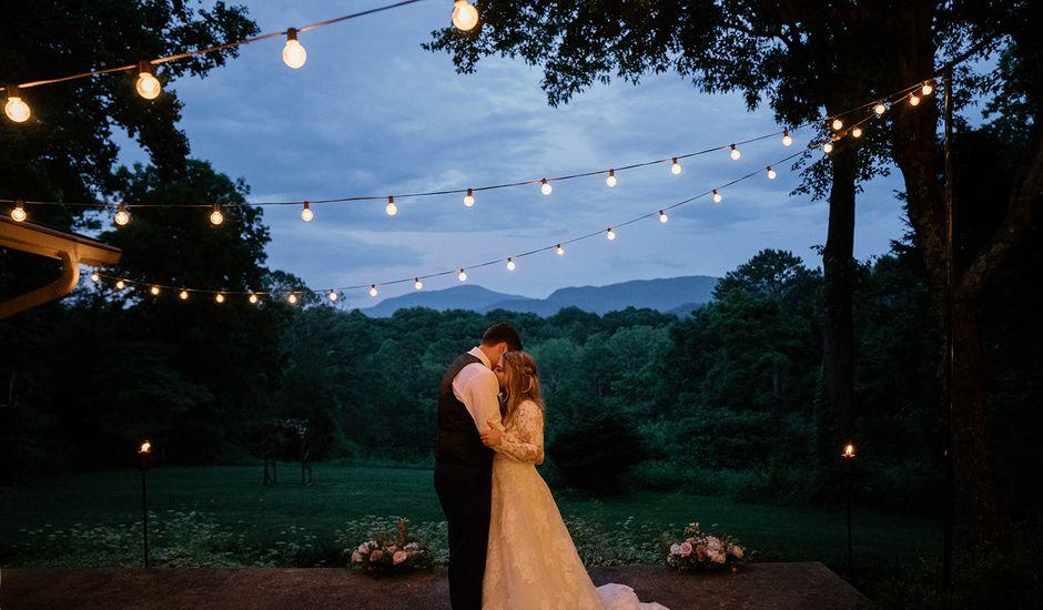 David and Javonne's Wedding in Fletcher, North Carolina