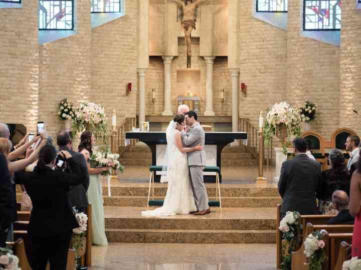 The wedding of Lauren and Adam
