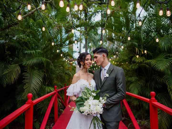 The wedding of Shadia and Juan Carlos