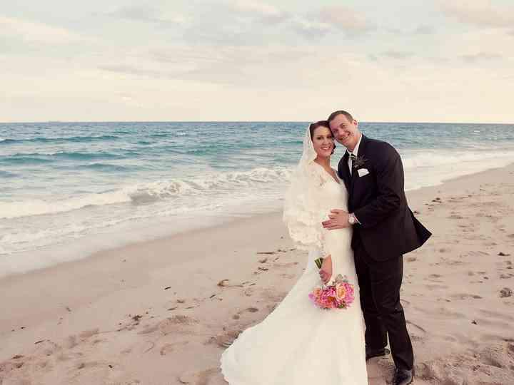 The wedding of Steve and Caitlin