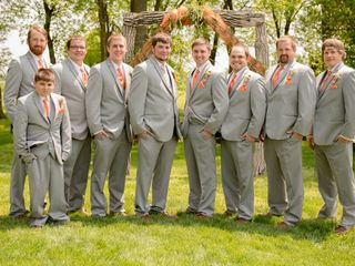 The wedding of Cory and Sarah 2