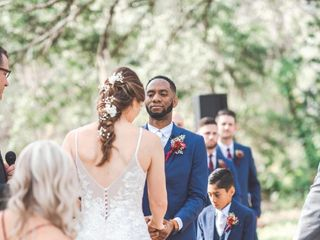 The wedding of Emily Hicks and Thomas Hicks 3