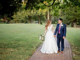 The wedding of Tabitha and Carlos