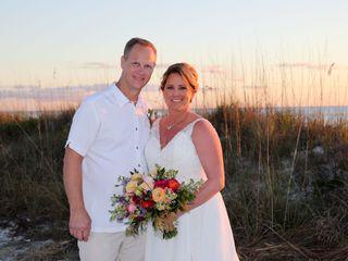 The wedding of Kelli and Scott