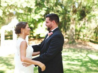 Katelyn and Tyler's Wedding in Dover, Florida 16