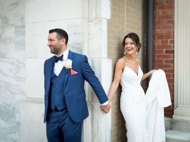 Andrew and Allison's Wedding in Lancaster, Pennsylvania 7