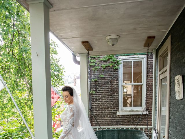 Andrew and Kate's Wedding in Pittsburgh, Pennsylvania 10