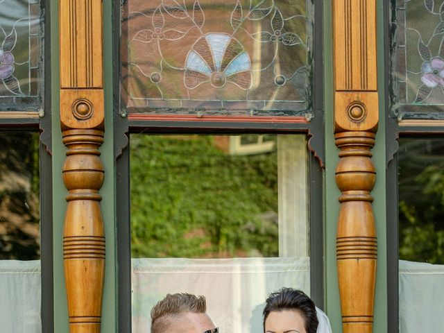 Andrew and Kate's Wedding in Pittsburgh, Pennsylvania 2