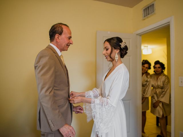 Juan Carlos and Shadia's Wedding in Miami, Florida 5