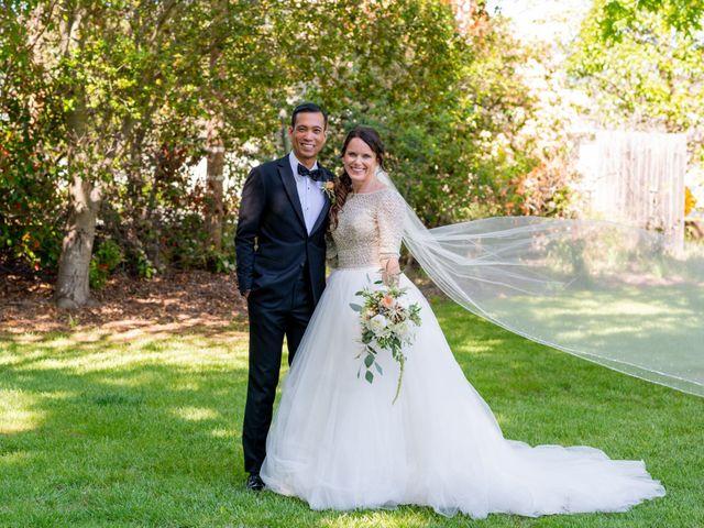 The wedding of Venessa and Marlon