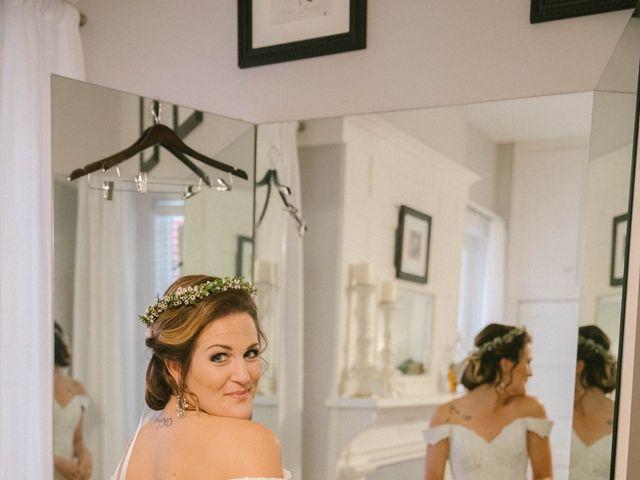 Drew and Jenni's Wedding in Wilmington, North Carolina 6