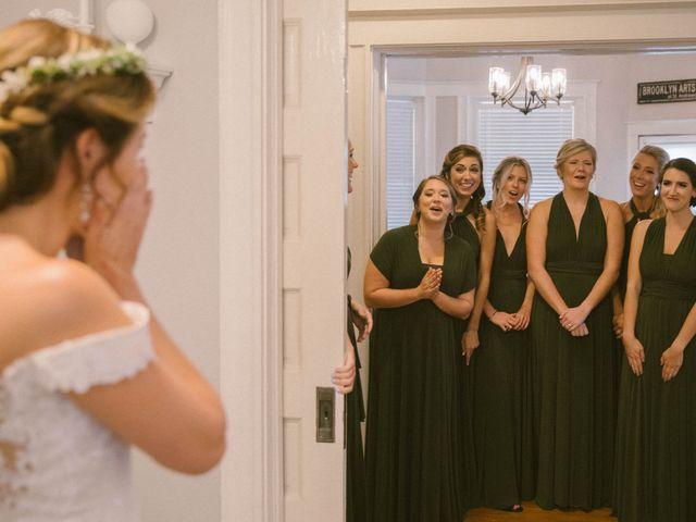 Drew and Jenni's Wedding in Wilmington, North Carolina 7