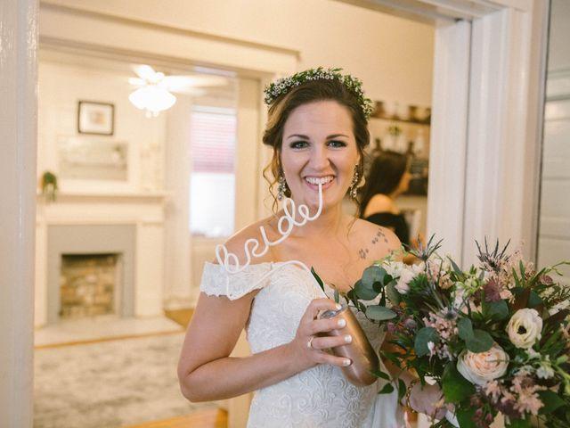 Drew and Jenni's Wedding in Wilmington, North Carolina 8