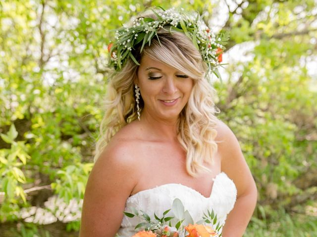 Sarah and Cory's Wedding in Aurora, South Dakota 3