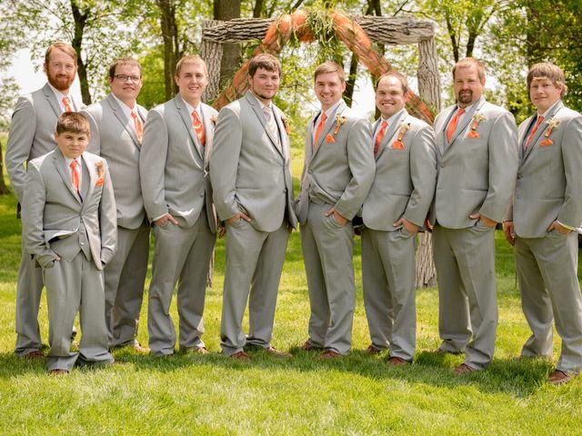 Sarah and Cory's Wedding in Aurora, South Dakota 4