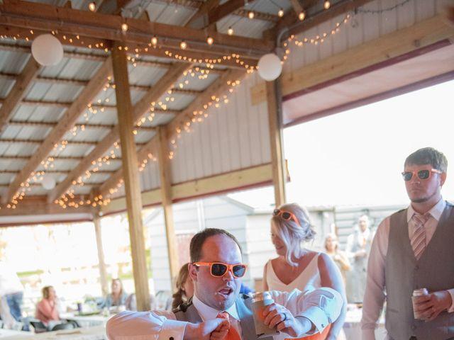 Sarah and Cory's Wedding in Aurora, South Dakota 7