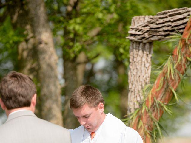 Sarah and Cory's Wedding in Aurora, South Dakota 8