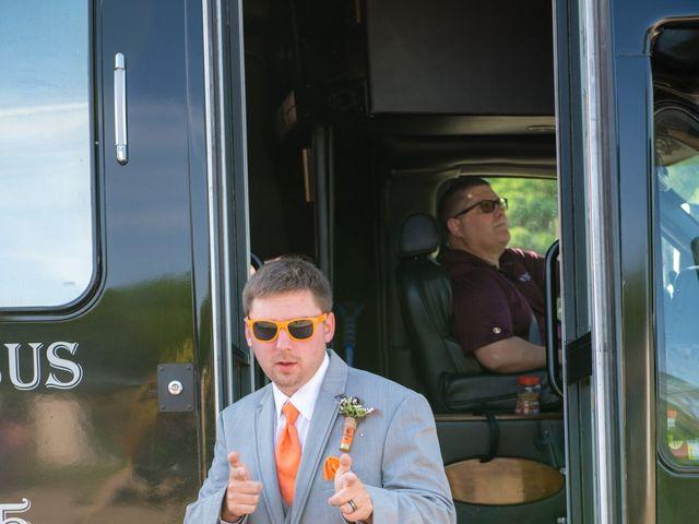 Sarah and Cory's Wedding in Aurora, South Dakota 13