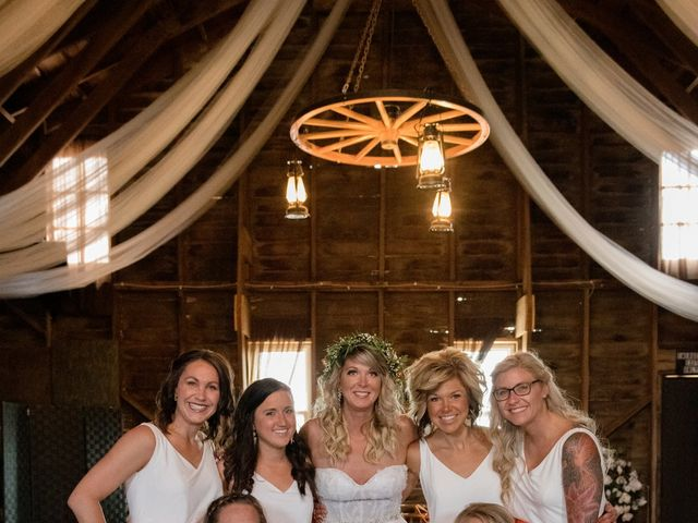 Sarah and Cory's Wedding in Aurora, South Dakota 14