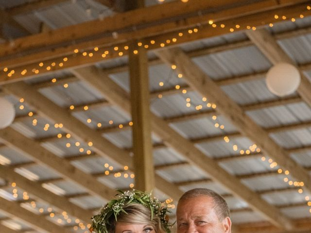 Sarah and Cory's Wedding in Aurora, South Dakota 16