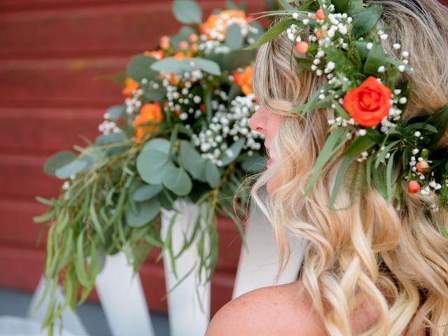 Sarah and Cory's Wedding in Aurora, South Dakota 20
