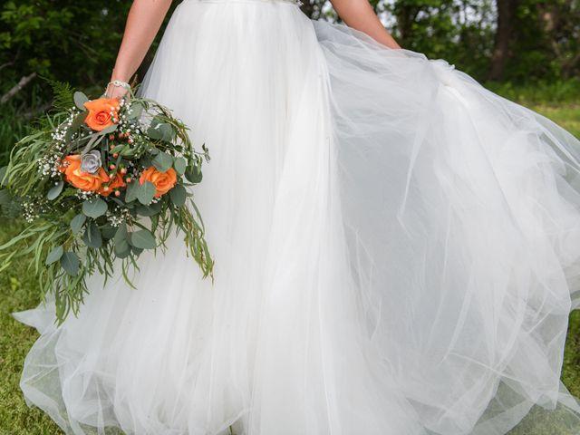 Sarah and Cory's Wedding in Aurora, South Dakota 21