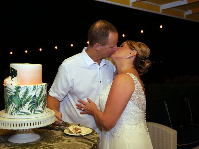 Scott and Kelli's Wedding in Fort Myers Beach, Florida 3