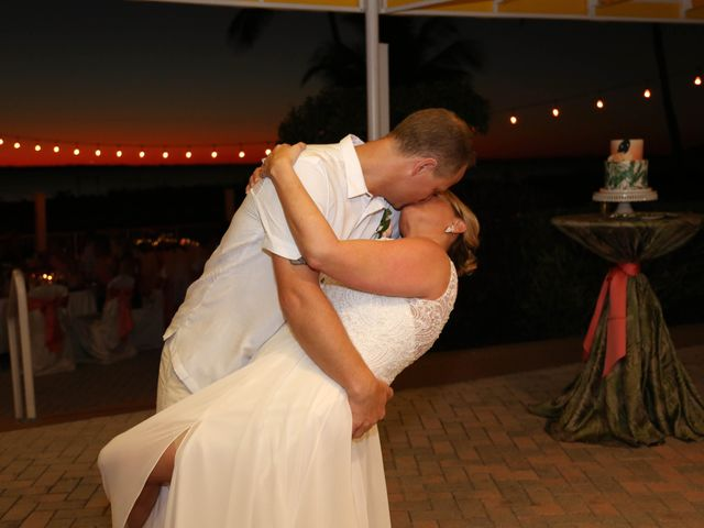 Scott and Kelli's Wedding in Fort Myers Beach, Florida 5