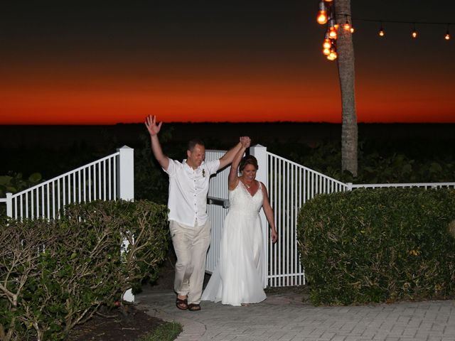 Scott and Kelli's Wedding in Fort Myers Beach, Florida 7