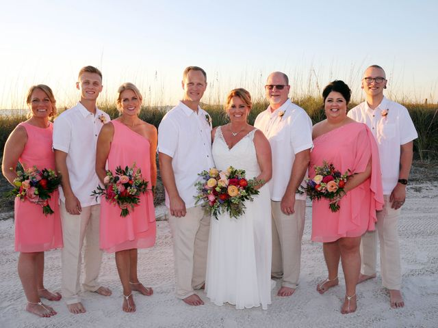 Scott and Kelli's Wedding in Fort Myers Beach, Florida 15