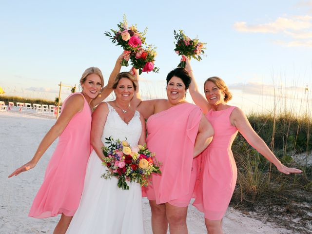 Scott and Kelli's Wedding in Fort Myers Beach, Florida 17
