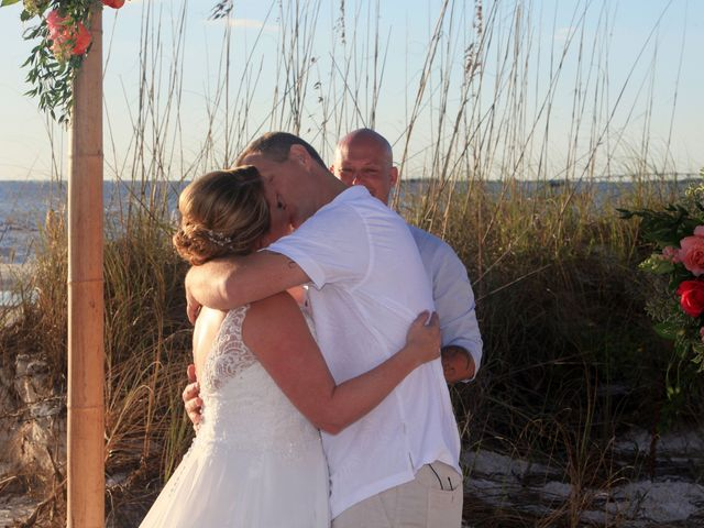 Scott and Kelli's Wedding in Fort Myers Beach, Florida 18