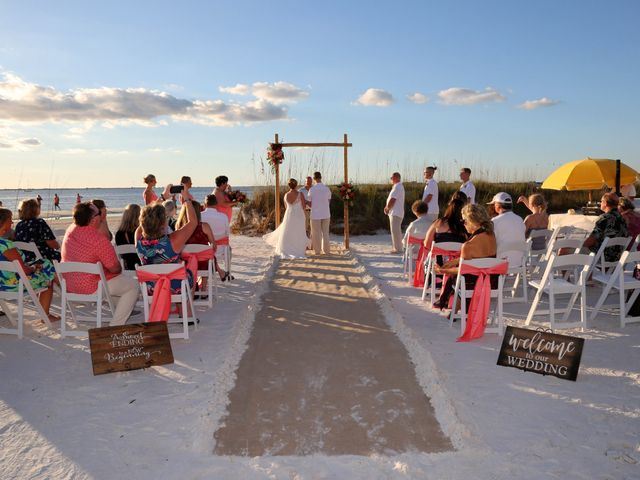 Scott and Kelli's Wedding in Fort Myers Beach, Florida 20