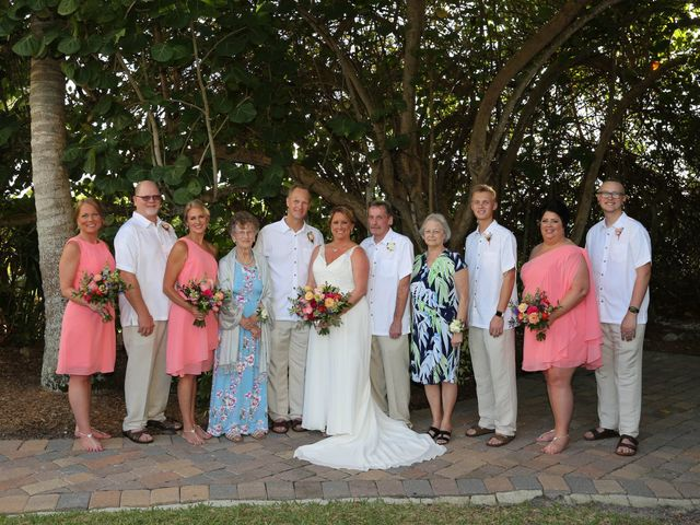 Scott and Kelli's Wedding in Fort Myers Beach, Florida 23
