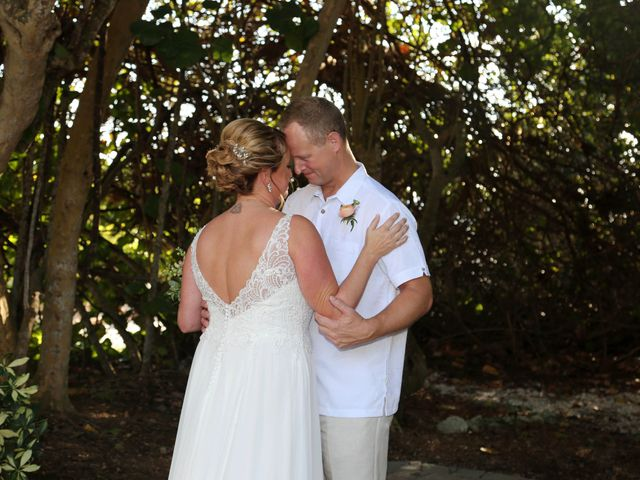 Scott and Kelli's Wedding in Fort Myers Beach, Florida 29