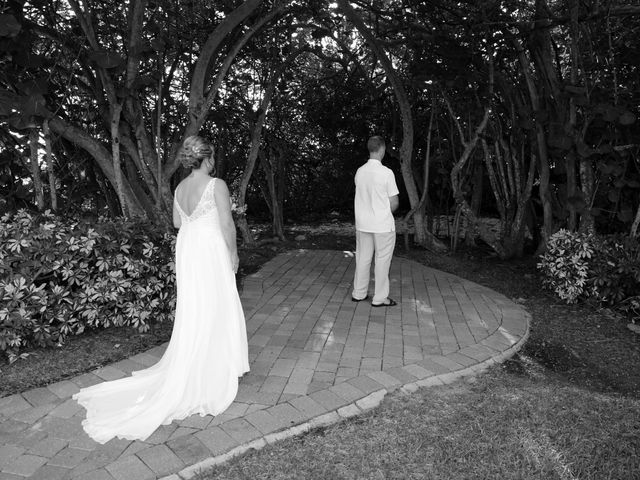 Scott and Kelli's Wedding in Fort Myers Beach, Florida 30