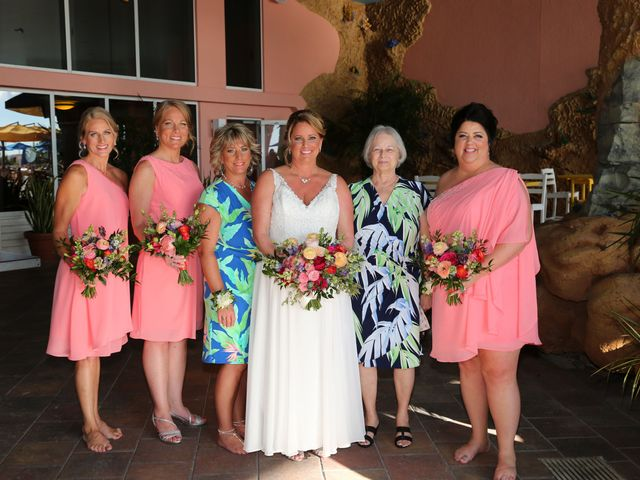Scott and Kelli's Wedding in Fort Myers Beach, Florida 31